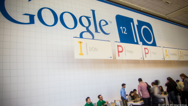 Google: Five things to look for in 2012