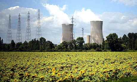 New generation of nuclear reactors could consume radioactive waste as fuel