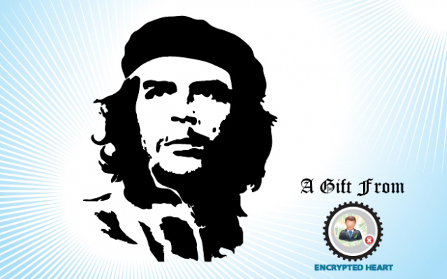 Che Guevara's Vector !!! Design or a fake?