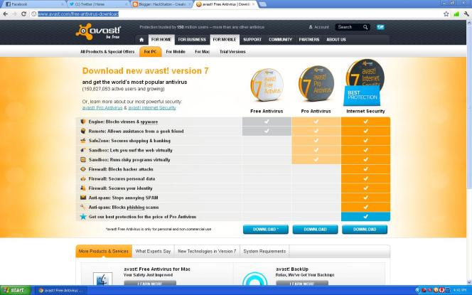 Avast Free Antivirus 7.0.1466 | Free Download