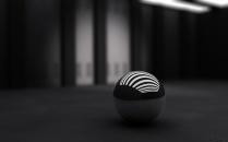 3d_black_ball-1680x1050