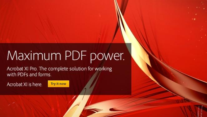 Adobe Acrobat Reader XI | FreeDownload